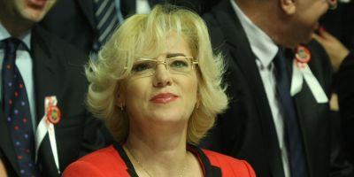 VIDEO E oficial: Corina Cretu, desemnata comisar european pentru Politica Regionala