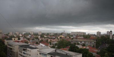 METEO Mai multe judete din tara se afla sub informare de ploi abundente
