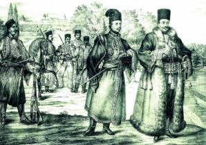 Theodor (Tudor) Vladimirescu, de la nastere la juramant