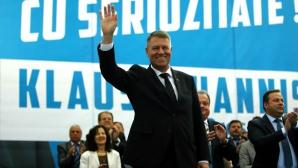 IOHANNIS si-a lansat candidatura pentru COTROCENI: Sa construim impreuna ROMANIA LUCRULUI BINE FACUT