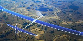 Facebook dezvaluie planurile de a pune drone de internet pe cer: teste in 2015