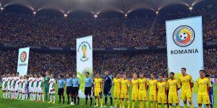 Ungurii jubileaza inainte de meciul cu Romania: