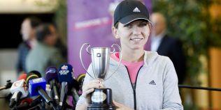Oferta inedita la o licitatie: Castigatorul va juca tenis cu Simona Halep