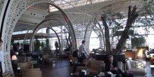 FOTO Biblioteca, cinema, loc de rugaciune si de joaca in Aeroportul Ataturk din Istanbul