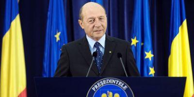 Basescu participa la ultimul sau Consiliu European. Voi sustine cresterea nivelului de sanctiuni pentru Federatia Rusa. Usor, usor, Putin o sa renunte la aroganta