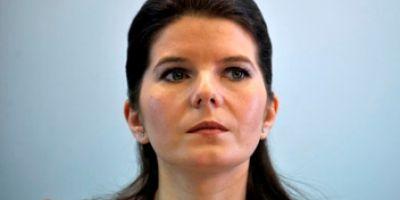 Fostul ministru Monica Iacob Ridzi si-ar putea afla luni sentinta definitiva in dosarul de coruptie