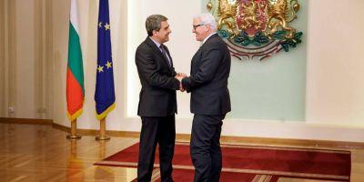 Sirul de gafe de care are parte ministrul german de Externe: la Sofia a fost primit de