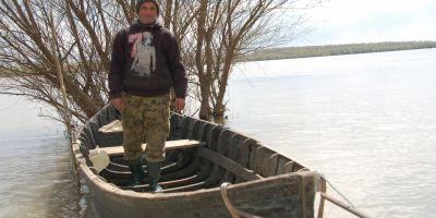 Legendele de pe Insula Gasca, taramul parjolit de haiduci si confiscat de pescari aparut in inima Dunarii