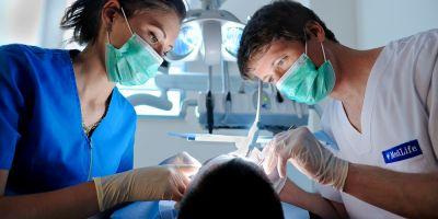 MedLife a intrat pe piata serviciilor stomatologice cu o clinica de 500.000 de euro in Bucuresti