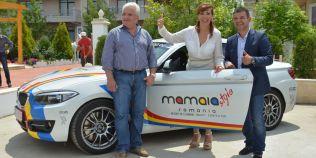 VIDEO Competitia Smart Driving debuteaza la Constanta. Pilotii amatori vor incerca senzatia unui raliu international