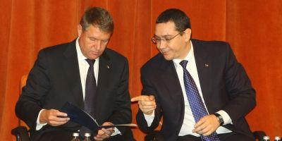 De ce pierde Klaus Iohannis in fata lui Victor Ponta