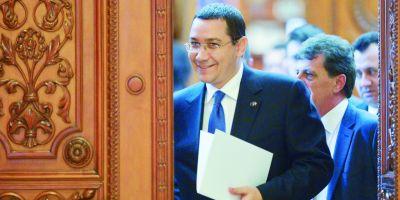 Parlamentarii PSD nu vor vota la motiunea de cenzura impotriva Guvernului