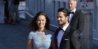 Nunta regala in Suedia: Printul Carl Philip se casatoreste cu o