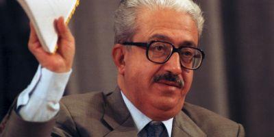Fostul ministru irakian de Externe Tariq Aziz, condamnat la moarte, a murit din cauze naturale