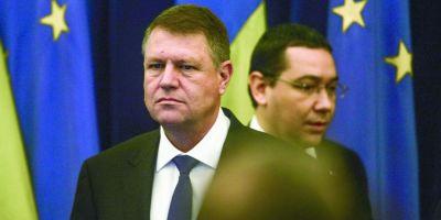 Coabitarea Iohannis-Ponta a fost taiata cu drujba. Cum traduc specialistii reactia presedintelui