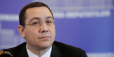 Ponta: Le-am prezentat demisia liderilor coalitiei de guvernare. Mi-au spus ca nu plec cum am plecat de la conducerea PSD
