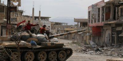 Armata siriana a inceput sa foloseasca armamentul rusesc. Kremlinul anunta ca ar putea trimite si trupe in Siria