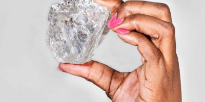 Al doilea cel mai valoros diamant din lume, descoperit in Botswana