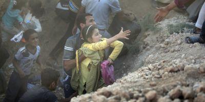De ce fug sirienii din propria tara:
