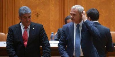 Dragnea si Tariceanu se leapada de UNPR. Ce calcule electorale si-au facut pentru Bucuresti dupa demisia lui Oprea