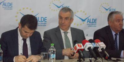 Calin Popescu Tariceanu:
