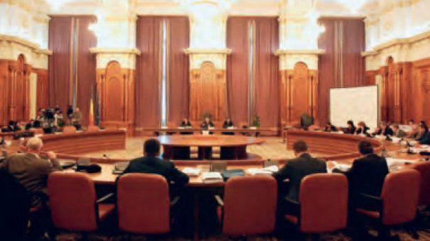 Senat: Comisia juridica dezbate marti ordonanta privind interceptarile