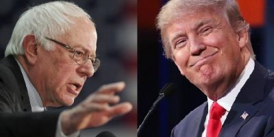 Alegeri SUA 2016: Donald Trump si Bernie Sanders, victorii detasate in alegerile primare din New Hampshire