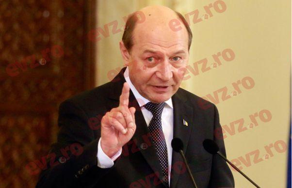 Basescu nu crede in suspendarea lui Iohannis