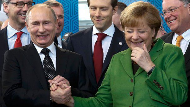 EXCLUSIV Ucraina a fost UITATA: Germania si Rusia au SUDAT iarasi