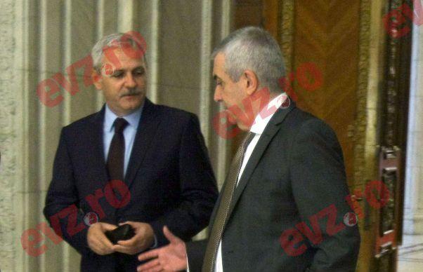 PSD nu-l da jos pe Tariceanu, spune Dragnea