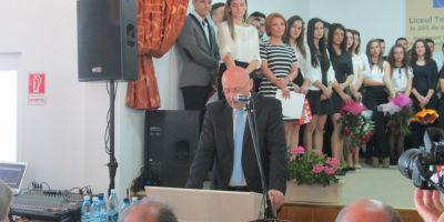 Laureatul Premiului Nobel, Stefan Hell, reintors in Romania dupa 34 de ani de exil: