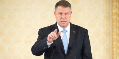 Iohannis sesizeaza CCR privind Legea prin care primarii condamnati la inchisoare cu suspendare nu isi pierd functiile