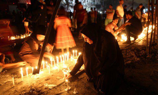 Irak, locul in care ATENTATELE sunt la ordinea zilei. Un NOU ATAC a provocat 30 de morti la un mausoleu siit