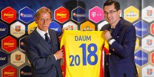 Daum, la judecata oamenilor de fotbal din Romania