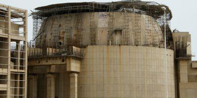 Rusia va construi doua reactoare nucleare in Iran