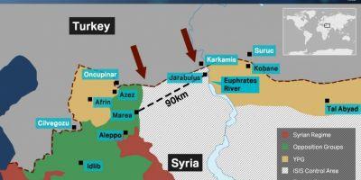 Turcia a lansat operatiunea