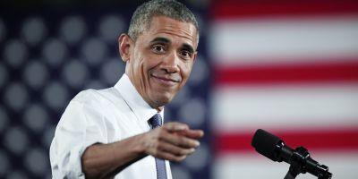 Barack Obama va fi, pentru o singura editie, redactor sef la