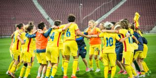 Nationala de fotbal feminin a invins Grecia cu 4-0, dar a ratat calificarea directa la Euro. Cu cine va juca baraj