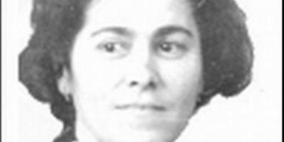 Luptatoarea anticomunista care si-a botezat fetita nascuta in inchisoare cu numele