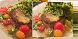 Delicii de post: reteta de spaghete de vegetale cu mamaliguta
