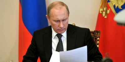 Putin a semnat noua Conceptie a politicii externe a Rusiei. Printre prioritati, identificarea unui statut special pentru Transnistria