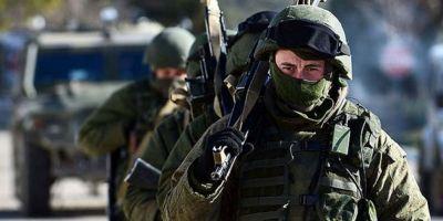 Trupele ruse, protejate cu o crema care le face invizibile