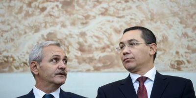 VIDEO Liviu Dragnea: Orice critica din partea lui Victor Ponta e sanatate curata pentru mine. Te mentine treaz