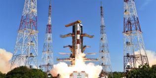 India a stabilit un nou record: cel mai mare numar de sateliti lansati in spatiu simultan, la bordul unei rachete