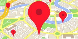 Google Maps a