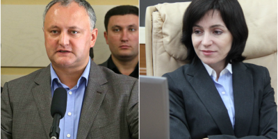 Rezultate alegeri Republica Moldova. Igor Dodon pierde la limita victoria, iar lupta intre Est si Vest devine mai incinsa