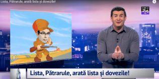 Patraru, replica lui Prelipceanu: