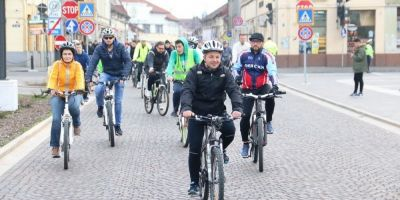 Cine sunt cei 5.000 de beneficiari ai bicicletelor de la Primaria Capitalei. Voucherele vor fi livrate solicitantilor prin curier