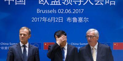 Germania, Franta si Italia vor un rol mai mare pentru Bruxelles in stoparea achizitiilor companiilor strategice europene din partea Chinei