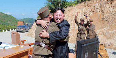 Testul nuclear nord-coreean a provocat alunecari de teren